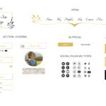 BlackLeaf – Web Design Kit, Brand Kit, Media Kit, Blog Kit, WordPress Template Kit